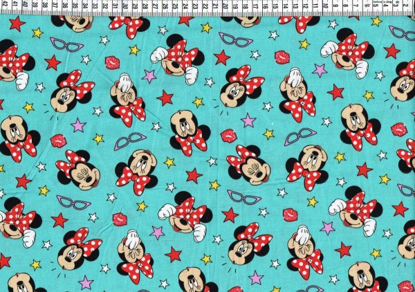 Patchwork - Minnie Mouse Being Silly